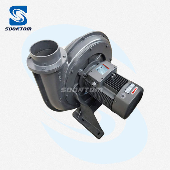 Metal Aluminum Inflatable Centrifugal Exhaust Air Cooling Fan Blower