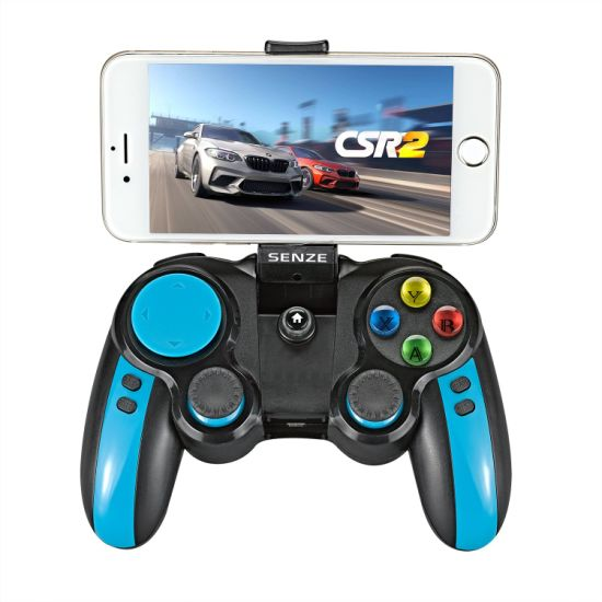 Senze Sz-A1020 Android/Ios Hight Quality Game Controller with Bluetooth