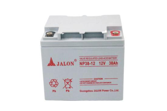 12V38ah Sealed Lead Acid Standby Solar Power Battery