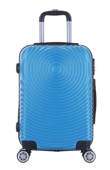 """2019 Luggage Bag Travel Luggage Trolley ABS 20""""24""""28"""" 3 Set Luggage Xha170"""