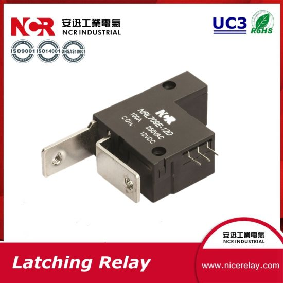 1 Phase 120A Fast Connection Relay  Nrl709e-9VDC