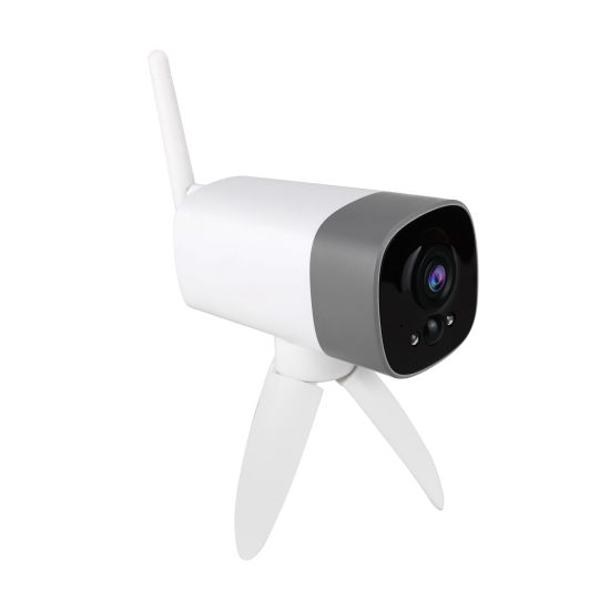 HS8w WiFi IP Camera Battery Operated CCTV Security Camera Home Security Camera