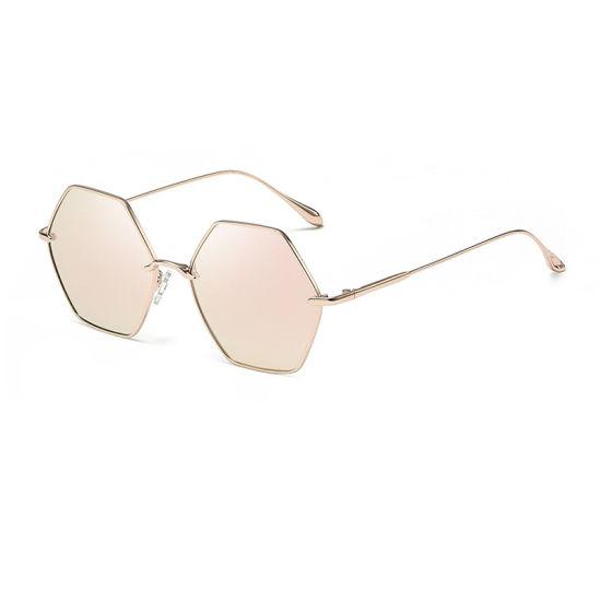 Metal Custom Vintage Men Retro Women Luxury Copies Wholesale New Brand Polarized Designer Fashion Sun Glasses 2020 New Arrival