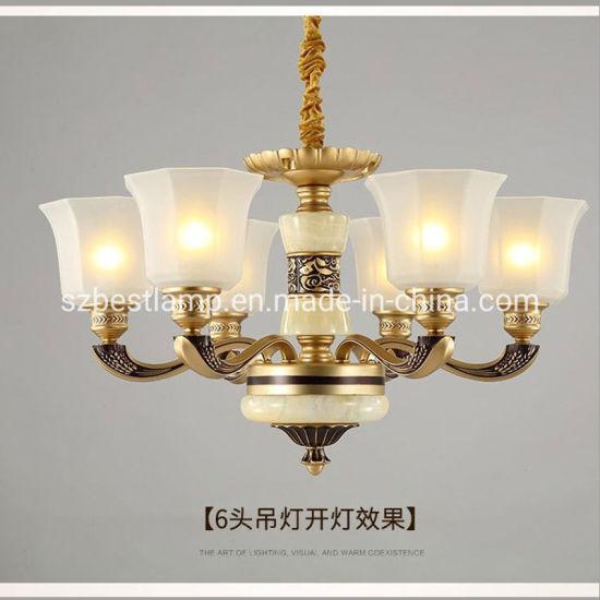 LED Pendant Light European Chandelier