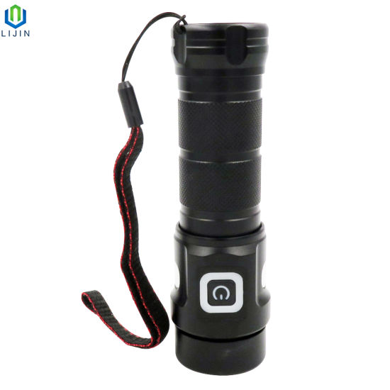 Multifunctional Emergency Working Lamp, USB Charge High Power LED Flashlight