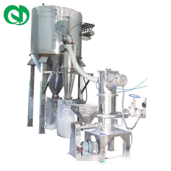 Good Quality Low Price Highly Polished Ss Material Bean and Food Powder Grinder