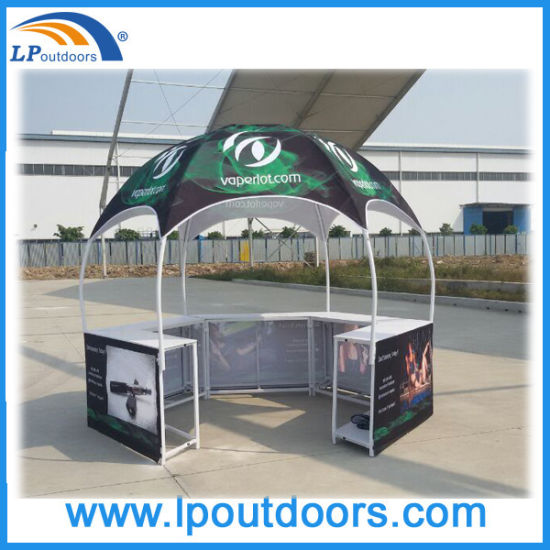 Dia 3m Hexagonal Exhibition Stand Counter Tent for Promotion  sc 1 st  Liping Outdoors Manufactory Ltd. & China Dia 3m Hexagonal Exhibition Stand Counter Tent for Promotion ...