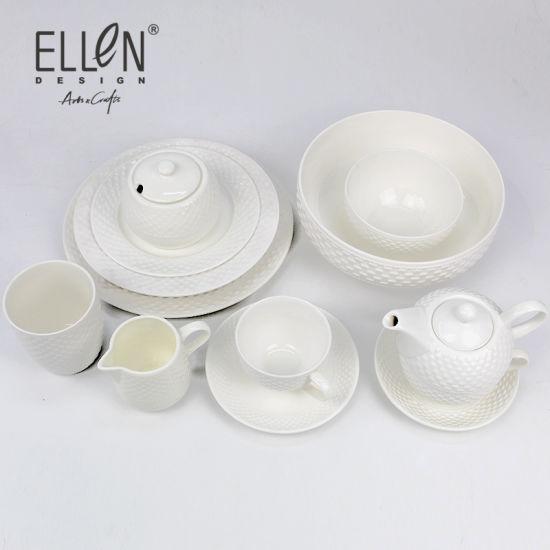 Promotional Tableware Ceramic Dinner Sets