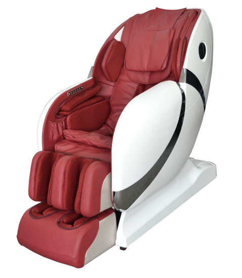 Space Capsule Design Full Body Massage Chair / L-Track Massage Chair pictures & photos