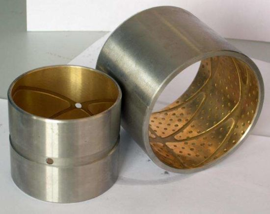 Customized Bi-Metallic Composite Bearings  for Oscillating Movements pictures & photos