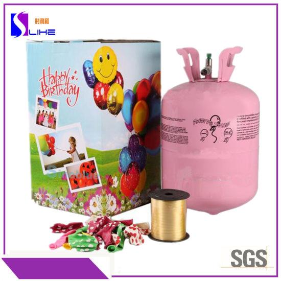 High Purity Balloon Gas Helium