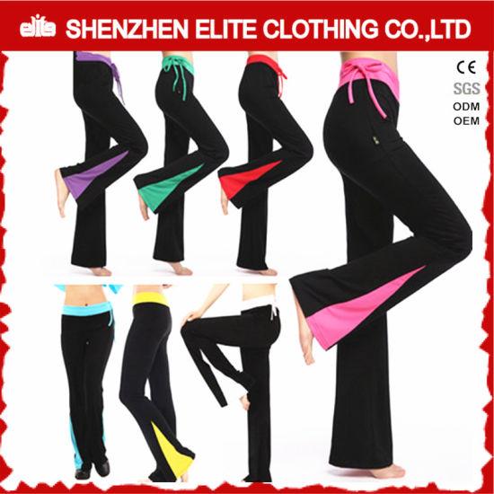 55fa594b3ed Wholesale High Quality Stretch Yoga Pants Plus Size Women (ELTLI-69)  pictures