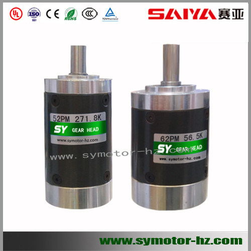 Planetary Gearbox Matched with DC Brush or Brushless Motor pictures & photos