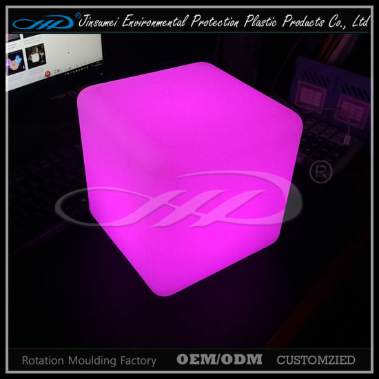 Direct Rechargeable Rechargeable Plastic Color LED Table and Chair pictures & photos
