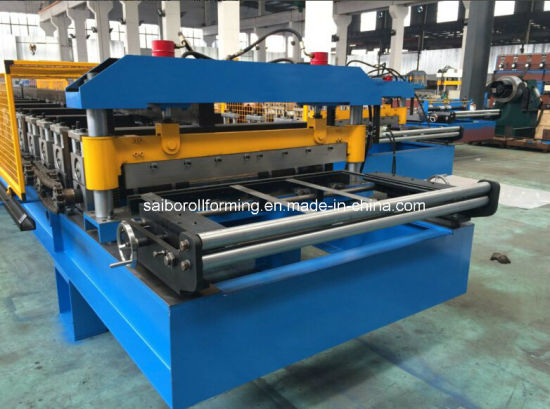 Steel Shutter Door Roll Forming Machine pictures & photos