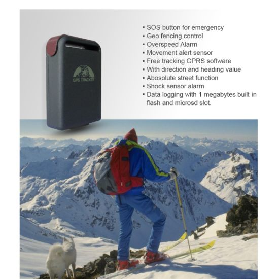 China Personal GPS Tracker Tk102 Satellite Cell Phone Tracker Online