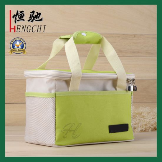 Oxford Cloth 6h Insulated Food Cool Chiller Bag