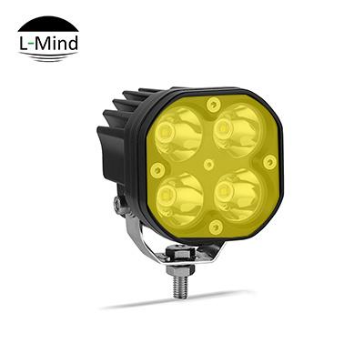 Wholesale Moto Parts Cross Bike Lamp ATV UTV 40W CREE LED Working Light