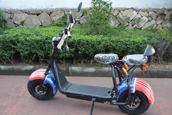 1000W Electric Chopper Bike with 60V/30ah pictures & photos
