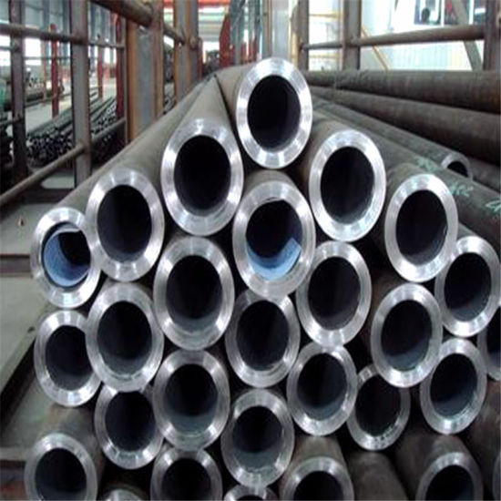 Schedule 40 Hot Rolled Seamless Seamless Steel Pipe API 5L pictures & photos