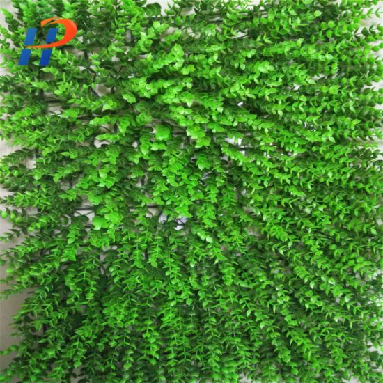 50*50cm Artificial Grass Wall for Decoration Grass