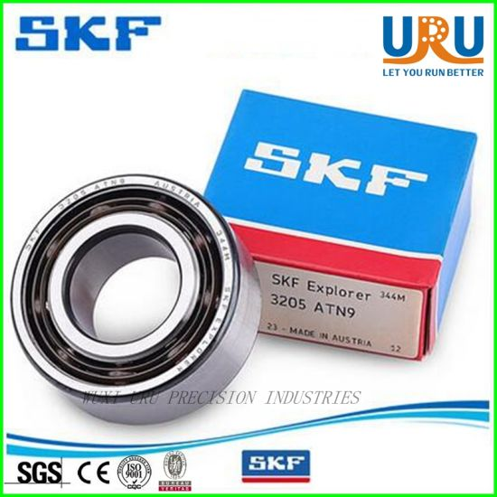 SKF 3210 A-2ZTN9//MT33 Double Row Ball BRGS Factory New