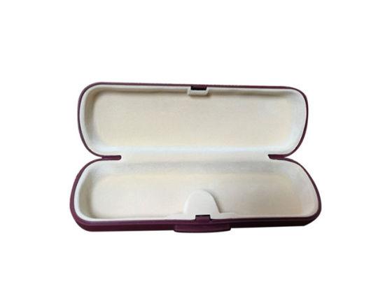 Unique Shape Portable Spectacle Case Small Reading Glasses Cases