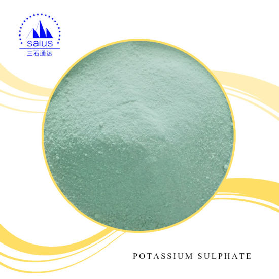 Potassium Sulphate (SOP) Powder with Good Quality pictures & photos