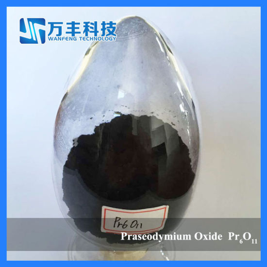 Hot Selling 99.9% Oxide Praseodymium Oxide pictures & photos