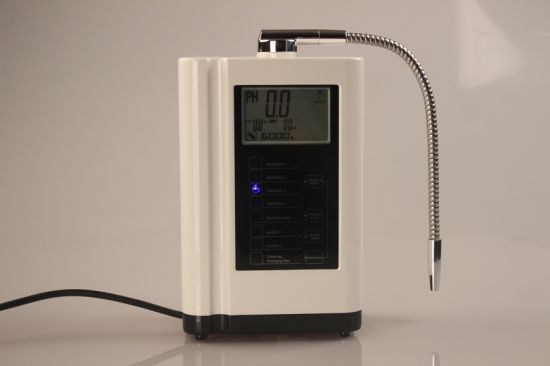 Cheap Counter Top pH Water Ionizer pictures & photos