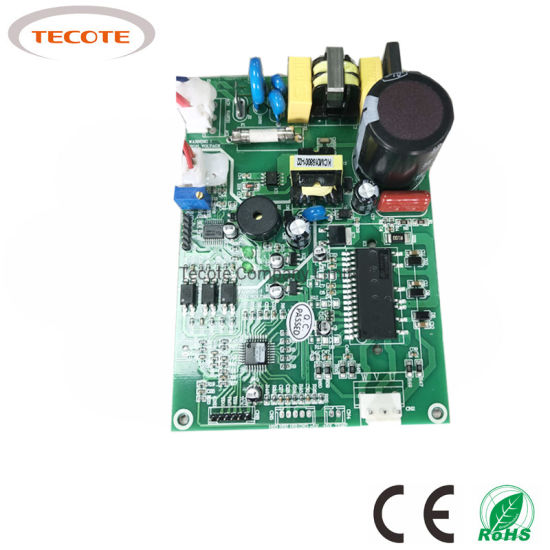 200W Brushless DC Motor Controller Circuit for Industrial Air Purifier, Air  Cleaner