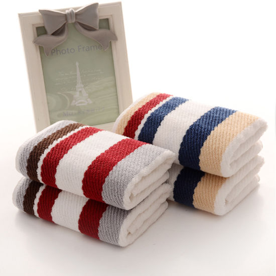 Absorption Cheap Bath Towel for 3 Star Hotel pictures & photos