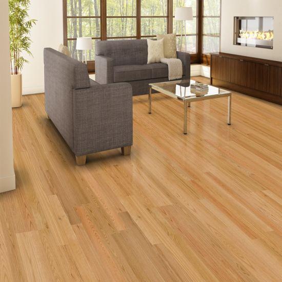 China Prefinished Engineered White Oak Wood Flooring China
