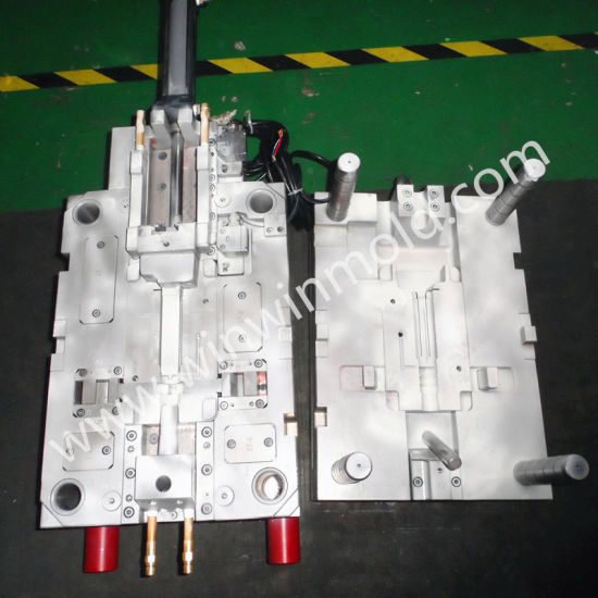China Hydraulic Cylinder Unscrewing Plastic Injection Mold - China