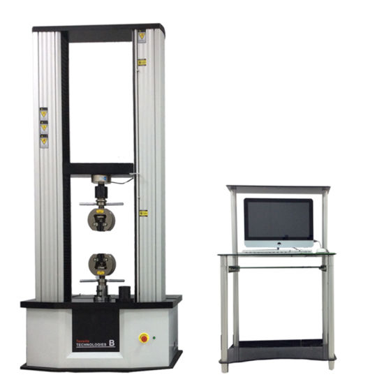Double Column Computer Electronic Universal Tensile Test Machine