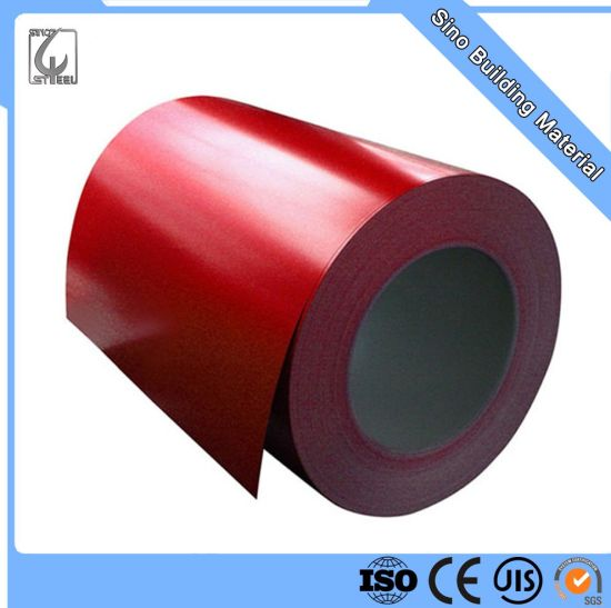Ral 9002 PPGI Color Coated Prepainted Steel Coil