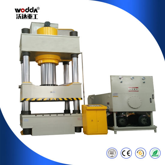 Four Column Powder Forming Hydraulic Press Bath Bomb Making Machine pictures & photos