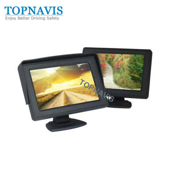 4.3 Inch Car Stand Alone Backup Monitor pictures & photos