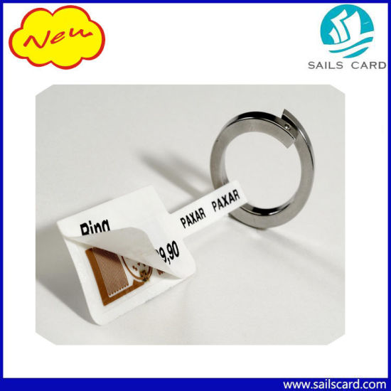 Soft RFID Sticker Anti-Metal Tag for Fixed Asset Management pictures & photos