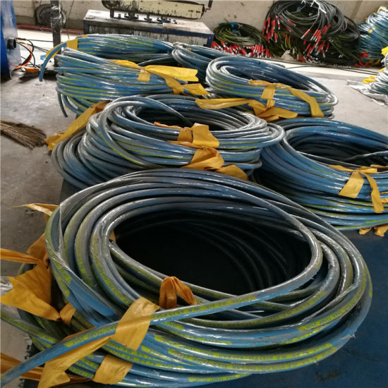 High Pressure Compressor Pipe Jet Washer Hose 5/16 Inch for Washing Car Factory Sale