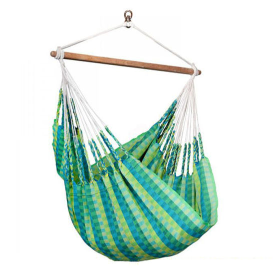 Promotional Outdoor Folding Portable Hammock Swing Chair
