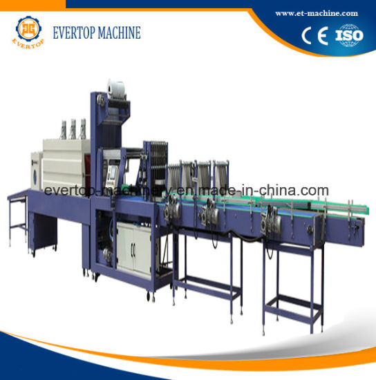 Automatic Linear Shrink Wrapping Packing Machine pictures & photos