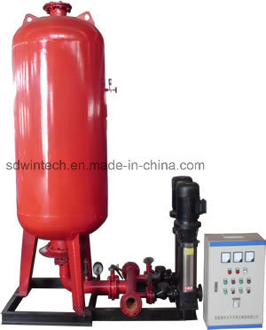 Water Hammer Protection Tank