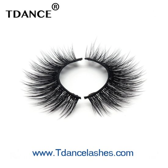 54df7ba6aed Mink Eyelashes Vendor 3D Mink Eyelashes Short Mink Lashes pictures & photos