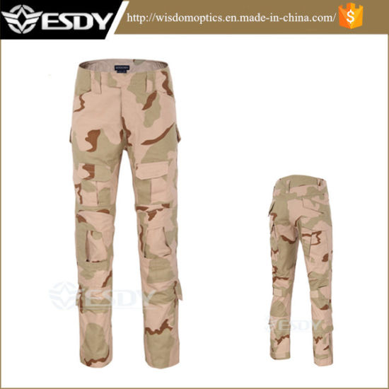 4c3e77ea84c67 Hiking Military Camo Frog Pants Tactical Army Outdoor Pants pictures &  photos