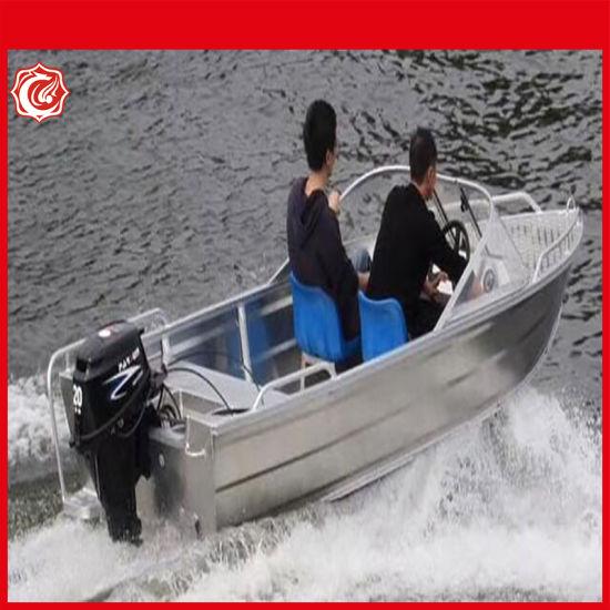 Best All Welded Aluminum V Hull Fishing Boats For Sale