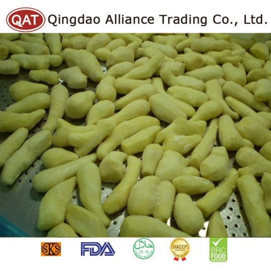 High Standard Frozen Peeled Ginger pictures & photos