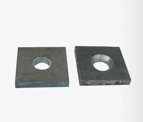 Flat Bearing Plate for Anchor Steel Bar pictures & photos
