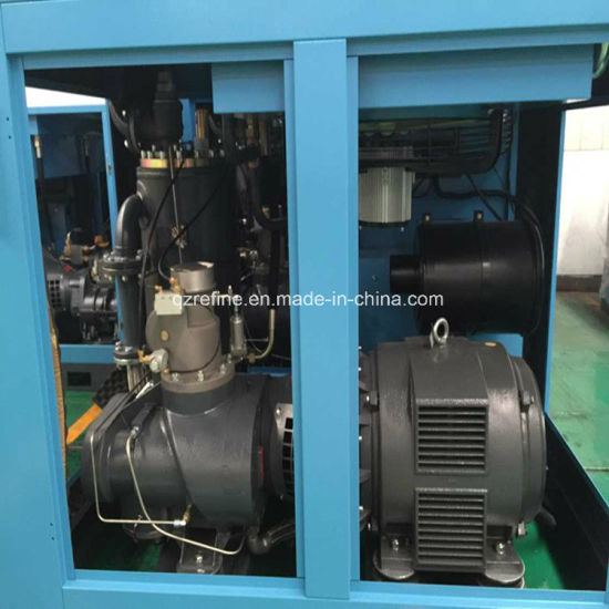China BK55-10 75HP 297cfm Motor Driven Screw Air Motor