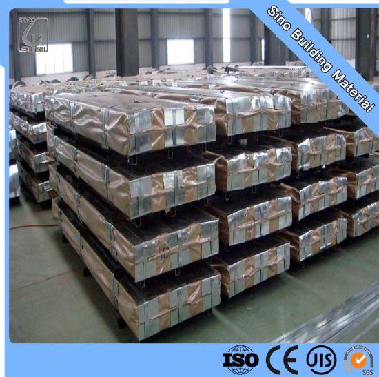 China Corrugated Zinc Aluminium Roofing Sheets in Sri Lanka